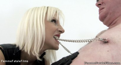Photo number 1 from The Confession - Part 1 shot for Femme Fatale Films on Kink.com. Featuring Mistress Vixen and Slave in hardcore BDSM & Fetish porn.