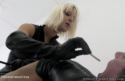 Photo number 6 from The Confession - Part 1 shot for Femme Fatale Films on Kink.com. Featuring Mistress Vixen and Slave in hardcore BDSM & Fetish porn.