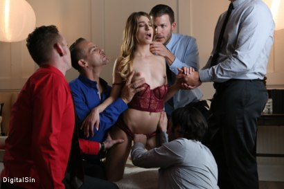 Photo number 6 from Kristen Blows Up The Town Boys shot for Digital Sin on Kink.com. Featuring Kristen Scott, Codey Steele , Filthy Rich, Johnny Goodluck , Ramon Nomar and Tommy Pistol in hardcore BDSM & Fetish porn.