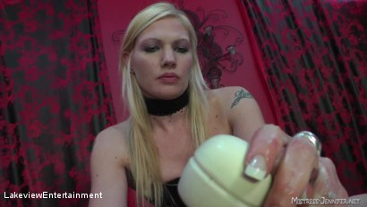 Photo number 11 from CBT Session shot for Lakeview Entertainment on Kink.com. Featuring Mistress Ariel and Slave David in hardcore BDSM & Fetish porn.