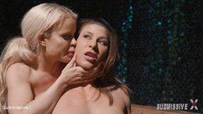 Photo number 5 from Hungry Native is going to eat Ariel's Ass shot for Submissive X on Kink.com. Featuring Nikki Delano and Ariel X in hardcore BDSM & Fetish porn.
