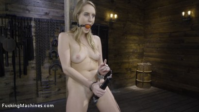 Photo number 2 from Cadence Lux: Suspension Bondage, Sybian, and Squirting Orgasms shot for Fucking Machines on Kink.com. Featuring Cadence Lux in hardcore BDSM & Fetish porn.