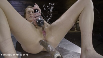 Photo number 18 from Cadence Lux: Suspension Bondage, Sybian, and Squirting Orgasms shot for Fucking Machines on Kink.com. Featuring Cadence Lux in hardcore BDSM & Fetish porn.