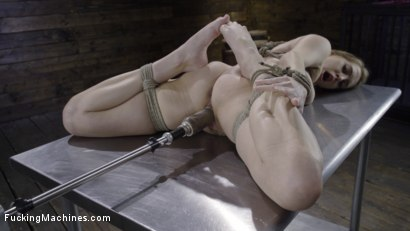 Photo number 10 from Cadence Lux: Suspension Bondage, Sybian, and Squirting Orgasms shot for Fucking Machines on Kink.com. Featuring Cadence Lux in hardcore BDSM & Fetish porn.