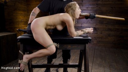 Cadence Lux in Brutally Devastating Torment and Bondage