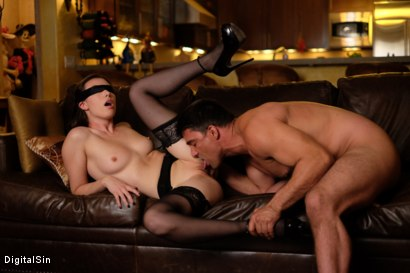Photo number 7 from Casey Calvert - A Hotwife Blindfolded #1 shot for Digital Sin on Kink.com. Featuring Casey Calvert , Toni Ribas and Jay Smooth in hardcore BDSM & Fetish porn.