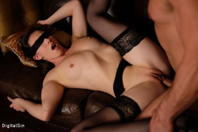 Photo number 8 from Casey Calvert - A Hotwife Blindfolded #1 shot for Digital Sin on Kink.com. Featuring Casey Calvert , Toni Ribas and Jay Smooth in hardcore BDSM & Fetish porn.