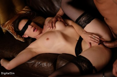 Photo number 9 from Casey Calvert - A Hotwife Blindfolded #1 shot for Digital Sin on Kink.com. Featuring Casey Calvert , Toni Ribas and Jay Smooth in hardcore BDSM & Fetish porn.