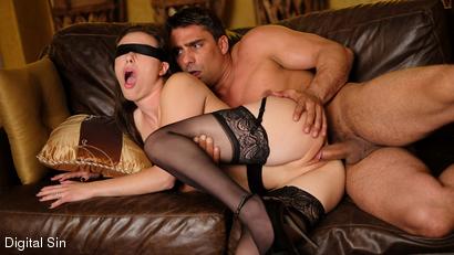 Casey Calvert - A Hotwife Blindfolded #1
