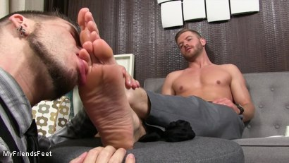 Photo number 12 from Justin Worships Sean Holmes shot for My Friends Feet on Kink.com. Featuring Sean Holmes  and Justin Case in hardcore BDSM & Fetish porn.