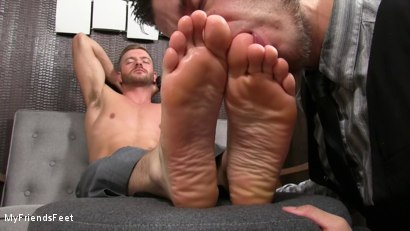 Photo number 14 from Justin Worships Sean Holmes shot for My Friends Feet on Kink.com. Featuring Sean Holmes  and Justin Case in hardcore BDSM & Fetish porn.