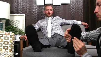 Photo number 6 from Justin Worships Sean Holmes shot for My Friends Feet on Kink.com. Featuring Sean Holmes  and Justin Case in hardcore BDSM & Fetish porn.