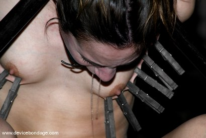 Photo number 12 from Concentration shot for Device Bondage on Kink.com. Featuring Amber Rayne in hardcore BDSM & Fetish porn.