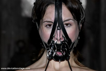 Photo number 4 from Concentration shot for Device Bondage on Kink.com. Featuring Amber Rayne in hardcore BDSM & Fetish porn.