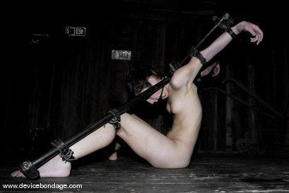 Photo number 9 from Concentration shot for Device Bondage on Kink.com. Featuring Amber Rayne in hardcore BDSM & Fetish porn.