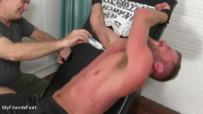Photo number 12 from Sean Holmes Tickled Naked shot for My Friends Feet on Kink.com. Featuring Sean Holmes  and Rich in hardcore BDSM & Fetish porn.