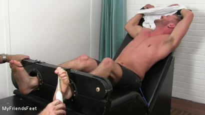 Photo number 7 from Sean Holmes Tickled Naked shot for My Friends Feet on Kink.com. Featuring Sean Holmes  and Rich in hardcore BDSM & Fetish porn.