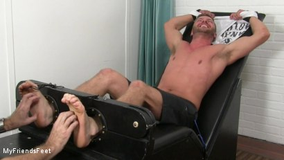 Photo number 8 from Sean Holmes Tickled Naked shot for My Friends Feet on Kink.com. Featuring Sean Holmes  and Rich in hardcore BDSM & Fetish porn.