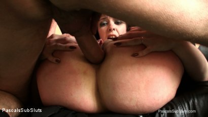 Photo number 9 from Cassie: Queen Bitch Gets Annihilated  shot for Pascals Sub Sluts on Kink.com. Featuring Cassie DeLaRage and Pascal White in hardcore BDSM & Fetish porn.