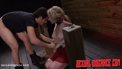 Photo number 1 from Jayden Rae is her Master's Cock Begging Slut shot for Sexual Disgrace on Kink.com. Featuring Jayden Rae and James Kickstand in hardcore BDSM & Fetish porn.