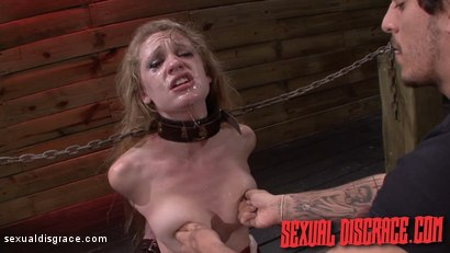 Photo number 11 from Jayden Rae is her Master's Cock Begging Slut shot for Sexual Disgrace on Kink.com. Featuring Jayden Rae and James Kickstand in hardcore BDSM & Fetish porn.