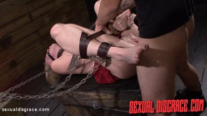 Photo number 12 from Jayden Rae is her Master's Cock Begging Slut shot for Sexual Disgrace on Kink.com. Featuring Jayden Rae and James Kickstand in hardcore BDSM & Fetish porn.