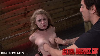 Photo number 10 from Jayden Rae is her Master's Cock Begging Slut shot for Sexual Disgrace on Kink.com. Featuring Jayden Rae and James Kickstand in hardcore BDSM & Fetish porn.