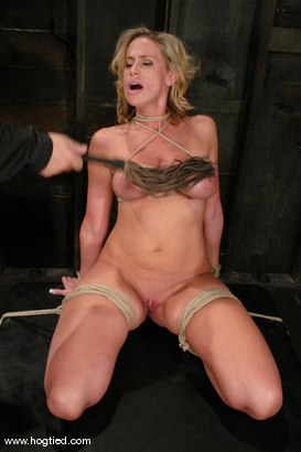 Photo number 6 from Kylie Worthy shot for Hogtied on Kink.com. Featuring Kylie Worthy in hardcore BDSM & Fetish porn.