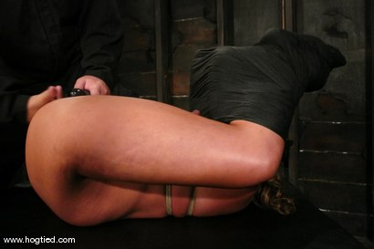 Photo number 10 from Kylie Worthy shot for Hogtied on Kink.com. Featuring Kylie Worthy in hardcore BDSM & Fetish porn.