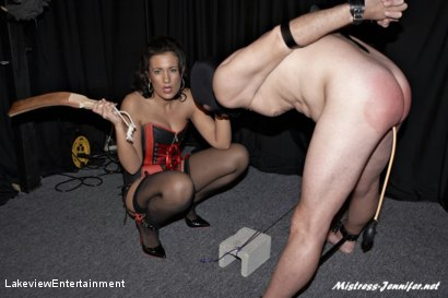 Photo number 3 from Hot For Haley shot for Lakeview Entertainment on Kink.com. Featuring Slave Spartacus and Mistress Haley in hardcore BDSM & Fetish porn.