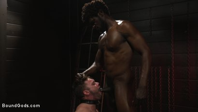Photo number 15 from Good Slut Blaze Austin gets beaten and fucked by Hot Dom Devin Trez shot for Bound Gods on Kink.com. Featuring Devin Trez and Blaze Austin in hardcore BDSM & Fetish porn.