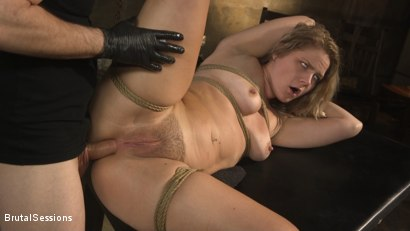 Photo number 26 from All Natural Blonde Babe Lisey Sweet Ass-Fucked and Abused in Bondage shot for Brutal Sessions on Kink.com. Featuring Tommy Pistol and Lisey Sweet in hardcore BDSM & Fetish porn.