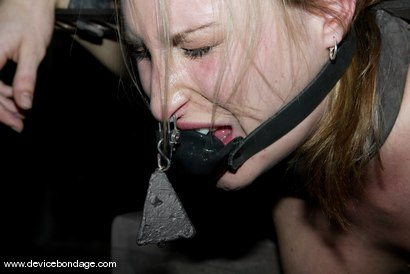 Photo number 5 from The Cock Craver / Figurehead shot for Device Bondage on Kink.com. Featuring Harmony in hardcore BDSM & Fetish porn.