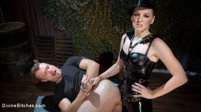 Denied & Punished: Dominating Delirious Hunter Destroys Filthy Liar