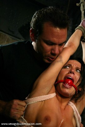 Photo number 3 from Holly Wellin shot for Sex And Submission on Kink.com. Featuring Steven St. Croix and Holly Wellin in hardcore BDSM & Fetish porn.