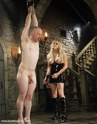 Photo number 3 from Jesse and Francis shot for TS Seduction on Kink.com. Featuring Jesse and Francis in hardcore BDSM & Fetish porn.