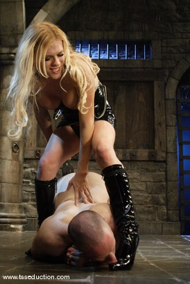 Photo number 6 from Jesse and Francis shot for TS Seduction on Kink.com. Featuring Jesse and Francis in hardcore BDSM & Fetish porn.