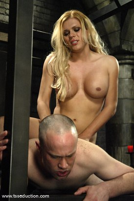 Photo number 12 from Jesse and Francis shot for TS Seduction on Kink.com. Featuring Jesse and Francis in hardcore BDSM & Fetish porn.