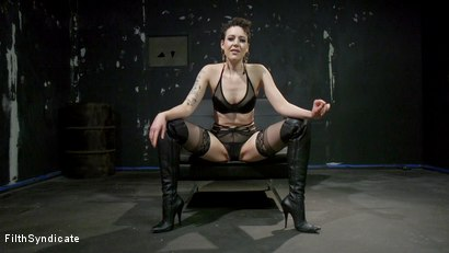 Photo number 2 from KINKY JOI: Lilith Luxe Puts You in Your Place shot for Filth Syndicate on Kink.com. Featuring Lilith Luxe in hardcore BDSM & Fetish porn.