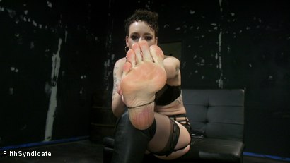 Photo number 15 from KINKY JOI: Lilith Luxe Puts You in Your Place shot for Filth Syndicate on Kink.com. Featuring Lilith Luxe in hardcore BDSM & Fetish porn.