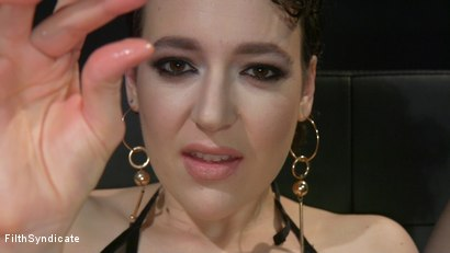 Photo number 3 from KINKY JOI: Lilith Luxe Puts You in Your Place shot for Filth Syndicate on Kink.com. Featuring Lilith Luxe in hardcore BDSM & Fetish porn.