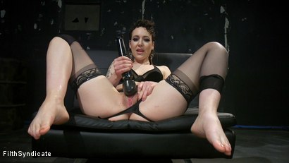 Photo number 4 from KINKY JOI: Lilith Luxe Puts You in Your Place shot for Filth Syndicate on Kink.com. Featuring Lilith Luxe in hardcore BDSM & Fetish porn.