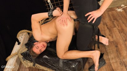 Photo number 11 from Helpless shot for cfnmeu on Kink.com. Featuring Pomstychtiva Pritelkyne and Martin Polnak in hardcore BDSM & Fetish porn.