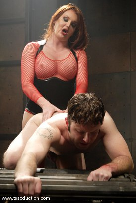 Photo number 12 from Devin and Wendy Williams shot for TS Seduction on Kink.com. Featuring Devin and Wendy Williams in hardcore BDSM & Fetish porn.