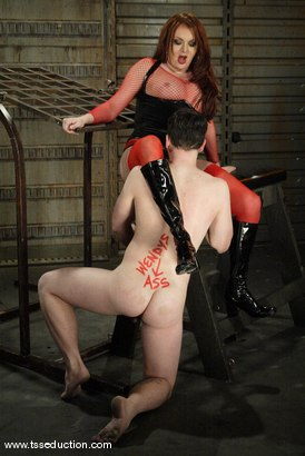 Photo number 5 from Devin and Wendy Williams shot for TS Seduction on Kink.com. Featuring Devin and Wendy Williams in hardcore BDSM & Fetish porn.