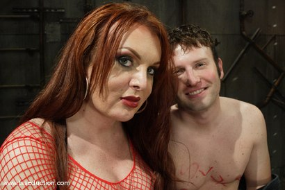 Photo number 15 from Devin and Wendy Williams shot for TS Seduction on Kink.com. Featuring Devin and Wendy Williams in hardcore BDSM & Fetish porn.