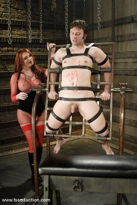 Photo number 8 from Devin and Wendy Williams shot for TS Seduction on Kink.com. Featuring Devin and Wendy Williams in hardcore BDSM & Fetish porn.