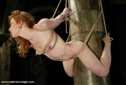 Photo number 9 from Madison Young   Hotter Than Ever! shot for Water Bondage on Kink.com. Featuring Madison Young in hardcore BDSM & Fetish porn.