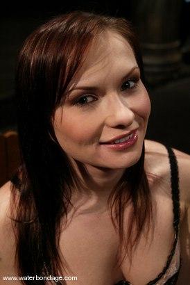 Photo number 1 from Katja Kassin is a giggler! shot for Water Bondage on Kink.com. Featuring Katja Kassin in hardcore BDSM & Fetish porn.