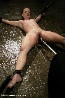 Photo number 10 from Katja Kassin is a giggler! shot for Water Bondage on Kink.com. Featuring Katja Kassin in hardcore BDSM & Fetish porn.